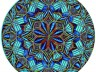 author drawing - mandala 5 - oak blue - copy