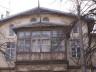 ażurowe dekoracje drewnianej werandy