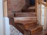Ażurowe ozdoby ornamentowe schodów