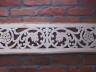 ażurowy panel lipowy  - wiktoriański motyw królewski 1