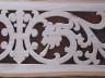 Fragment wzoru wiktoriańskiego - ozdobny azur lipowy
