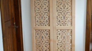 Fronty szafy z ażurowym ornamentem aldo 195x45