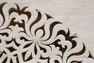 Hand made from polish workshop - mandalila detal