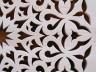 Mandala w drewnie wzór Mandalina - detal