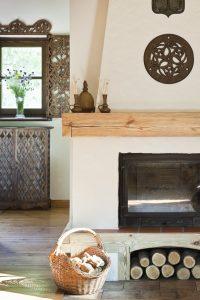 Ażurowe dekoracje ścienne i okienne