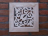 obraz lipowy ażurowy - wzór Liść