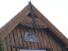 Sztutowo - drewniane zdobienia koronkowe