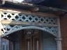 Sztutowo - ozdobna listwa ażurowa ganku