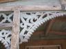 Sztutowo - ozdoby drewniane ganku