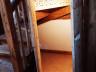 zabudowa rustykalna schodów